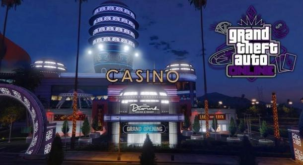 Трейлер дополнения The Diamond Casino & Resort для GTA Online Grand Theft Auto 5